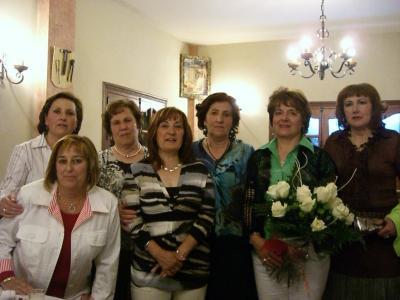 Directiva de la Asociación de Mujeres