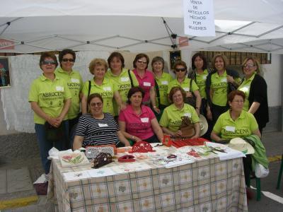 Encuentro de Asociaciones de Mujeres en Laujar (Almeria)