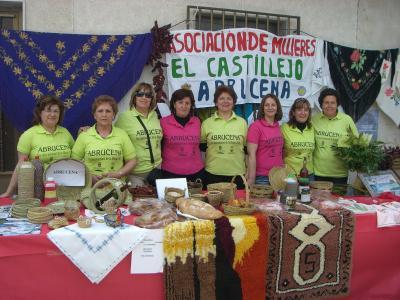 I FERIA DE ARTESANIA Y MANUALIDADES. ESCULLAR (LAS TRES VILLAS).