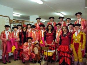 Carnavales de Abrucena 2010.